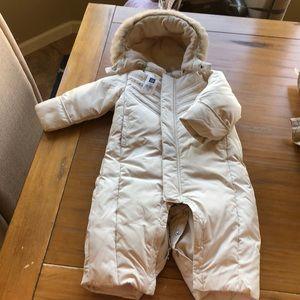NWT Gap Infant Snowsuit